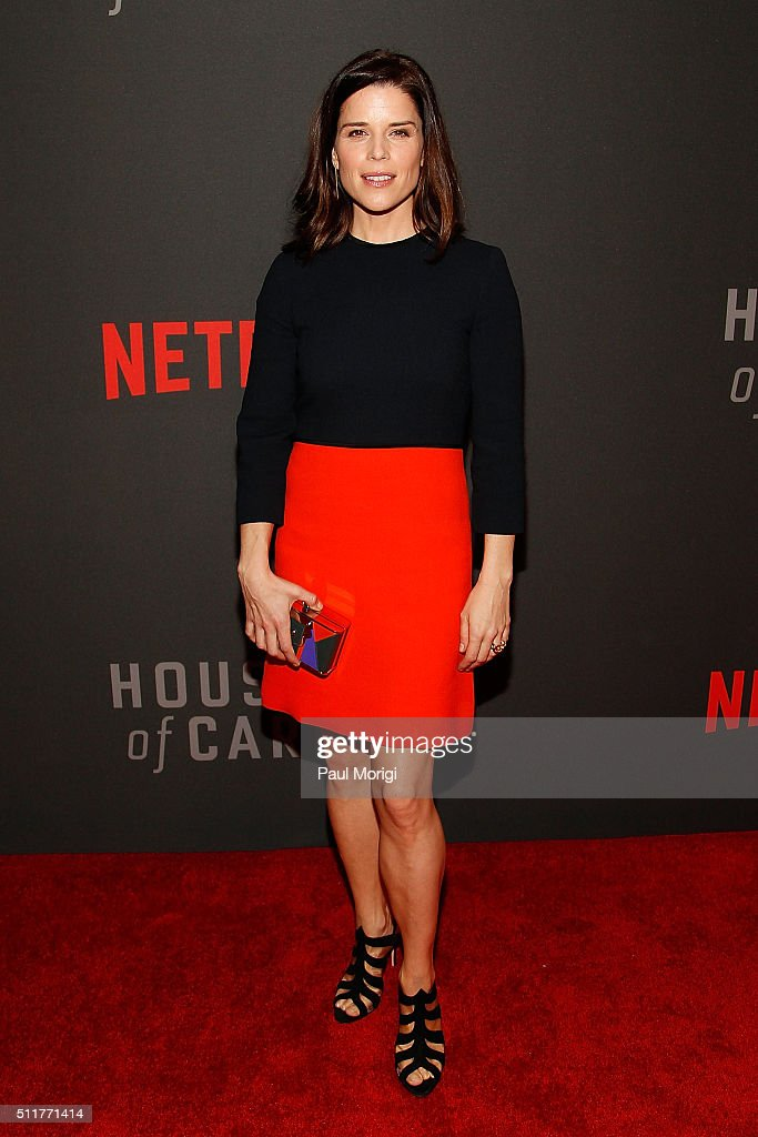 "The Smithsonian And Netflix Host A Portrait Unveiling And Season 4 Premiere Of ""House Of Cards"""
