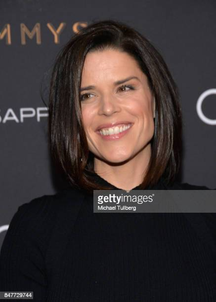 Actress Neve Campbell attends the Television Academy's honoring of the 2017 Emmy Nominated Performers at Wallis Annenberg Center for the Performing...