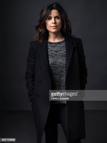 Actress Neve Campbell poses for a portrait on December 2 2016 in New York City