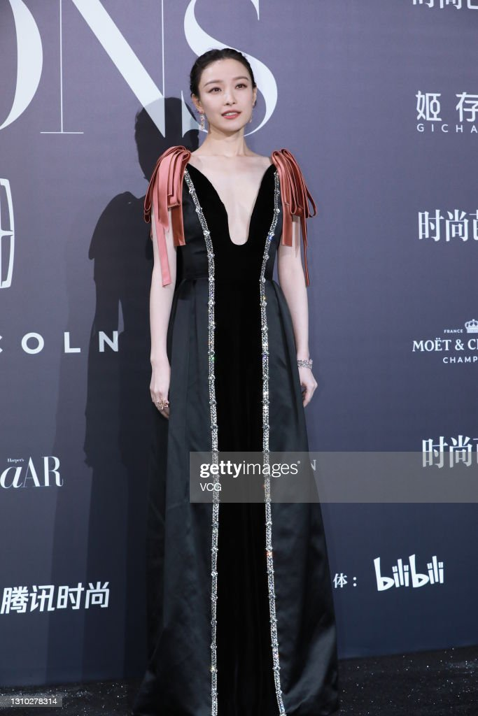 Actress Ni Ni attends 2021 Harper's Bazaar Icons Party on March 31,... News  Photo - Getty Images