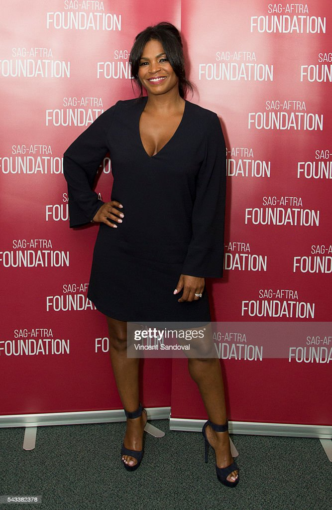 "SAG-AFTRA Foundation Conversations With ""Nia Long"""