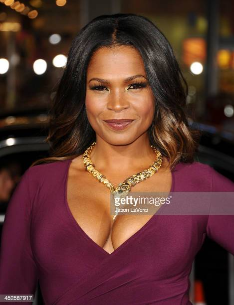 Actress Nia Long attends the premiere of The Best Man Holiday at TCL Chinese Theatre on November 5 2013 in Hollywood California