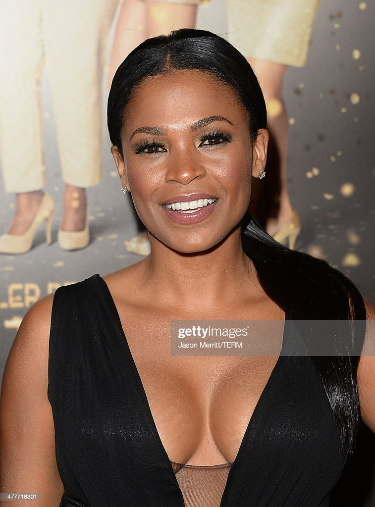 Actress Nia Long attends the premiere Of Tyler Perry's 'The Single Moms Club' at ArcLight Cinemas Cinerama Dome on March 10, 2014 in Hollywood, California.