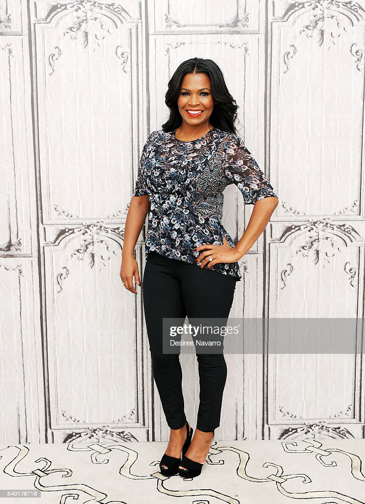 "AOL Build Speaker Series - Nia Long, ""Uncle Buck"""
