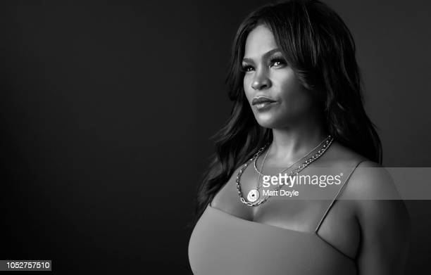 Actress Nia Long is photographed for Back Stage on August 7 2018 in New York City