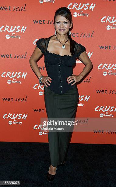 Actress Nia Peeples arrives at the Launch Celebration Of Crush By ABC Family at The London Hotel on November 6 2013 in West Hollywood California