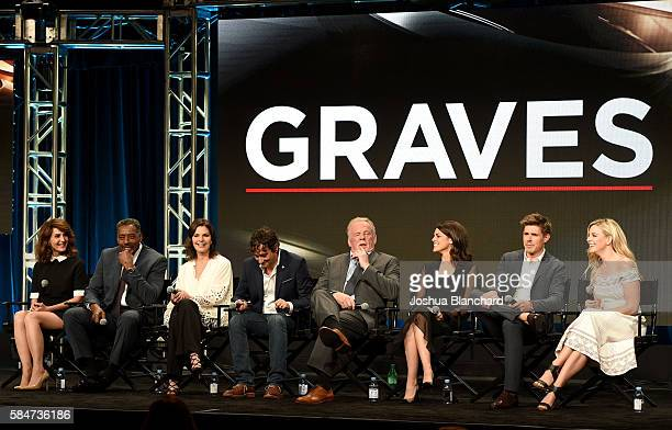Actress Nia Vardalos actor Ernie Hudson actress Sela Ward creator/showrunner Joshua Michael Stern actor Nick Nolte actress Callie Hernandez actor...