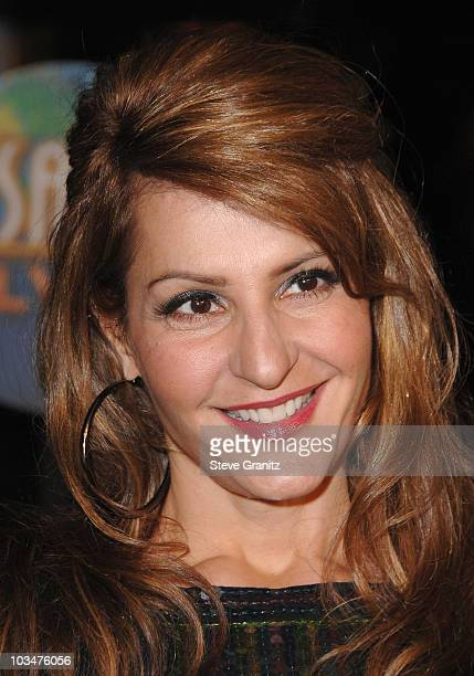 Actress Nia Vardalos arrives to the premiere of Universal Pictures Charlie Wilson's War at City Walk Cinemas on December 10 2007 in Universal City...