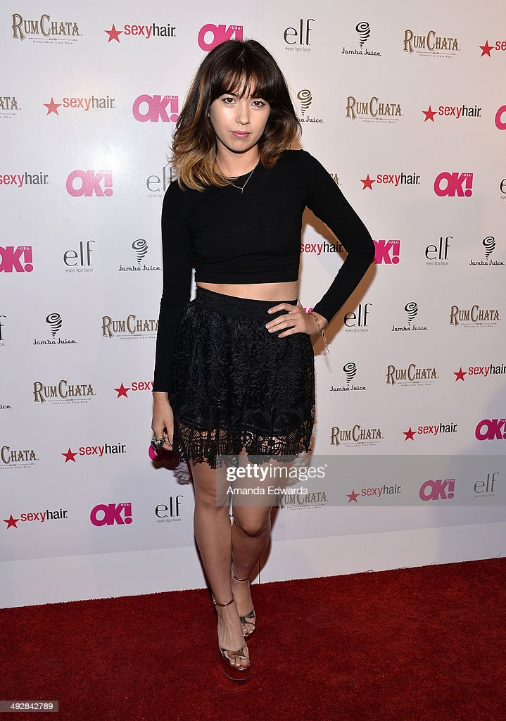 Actress Nichole Bloom Arrives At Ok Magazines So Sexy La Event