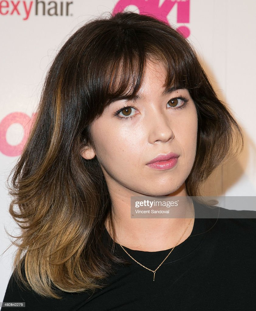Actress Nichole Bloom Attends Ok Magazines So Sexy La Event At