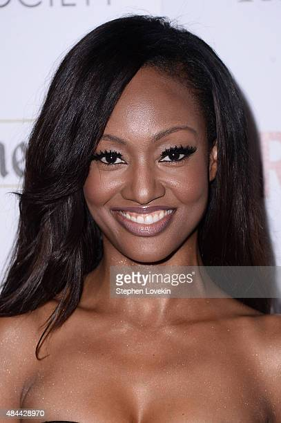 Actress Nichole Galicia attends a screening of Sony Pictures Classics' 'Grandma' hosted by The Cinema Society and Kate Spade at Landmark Sunshine...