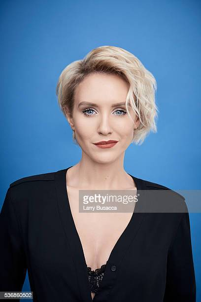 Actress Nicky Whelan poses for a portrait at the Tribeca Film Festival on April 19 2016 in New York City