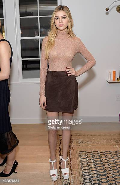 Actress Nicola Peltz attends The Apartment by The Line LA opening on October 15 2015 in Los Angeles California