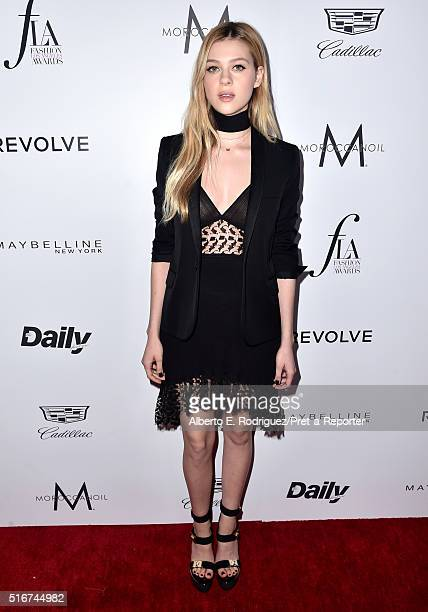 """Actress Nicola Peltz attends the Daily Front Row """"Fashion Los Angeles Awards"""" at Sunset Tower Hotel on March 20, 2016 in West Hollywood, California."""