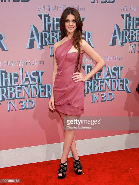 Actress Nicola Peltz attends the premiere of 'The Last Airbender' at Alice Tully Hall on June 30 2010 in New York City