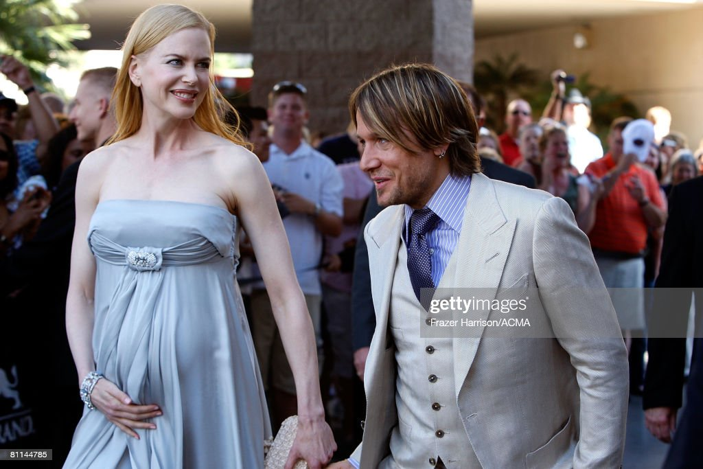 The 43rd Annual Academy Of Country Music Awards - Arrivals : News Photo