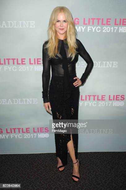 Actress Nicole Kidman arrives at HBO 'Big Little Lies' FYC at DGA Theater on July 25 2017 in Los Angeles California