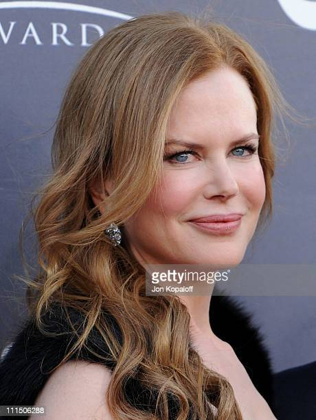Actress Nicole Kidman arrives at the 46th Annual Academy Of Country Music Awards at MGM Grand on April 3, 2011 in Las Vegas, Nevada.