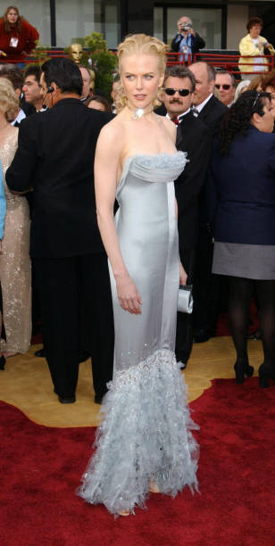 Kidman The Oscars 2004 Pictures | Getty Images