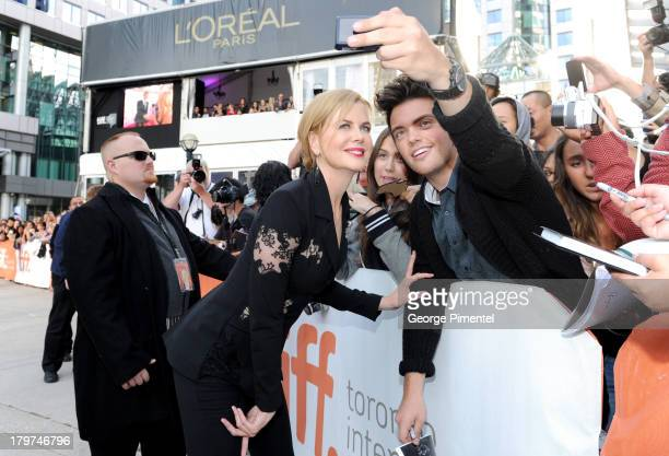 Actress Nicole Kidman arrives at 'The Railway Man' Premiere during the 2013 Toronto International Film Festival at Roy Thomson Hall on September 6...