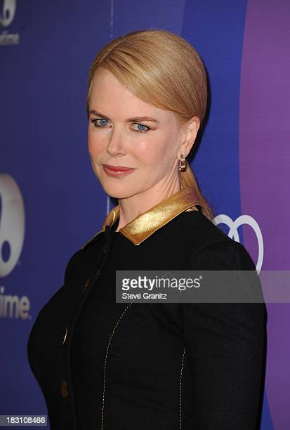 Actress Nicole Kidman arrives at Variety's 5th Annual Power of Women event presented by Lifetime at the Beverly Wilshire Four Seasons Hotel on...