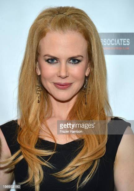 Actress Nicole Kidman attends Australians In Film Screening of The Paperboy at Harmony Gold Theatre on November 25 2012 in Los Angeles California