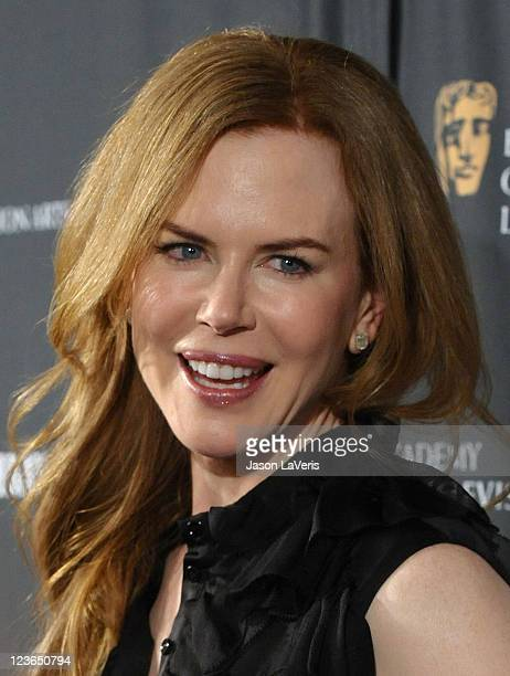 Actress Nicole Kidman attends BAFTA Los Angeles' 17th annual awards season tea party at The Four Seasons Hotel on January 15, 2011 in Beverly Hills,...