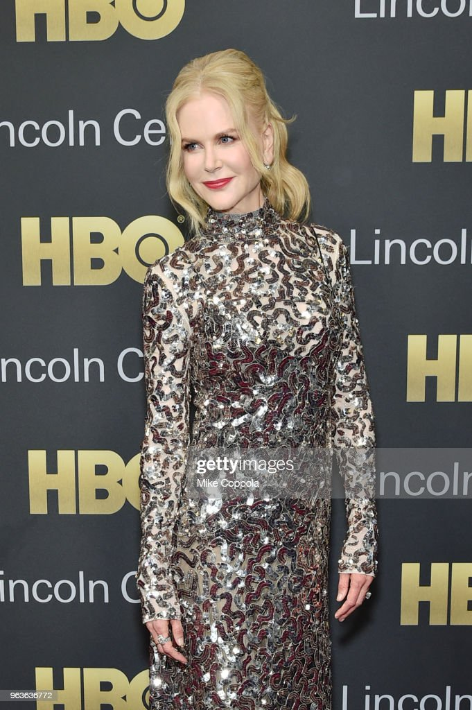 Actress Nicole Kidman attends Lincoln Center's American Songbook Gala at Alice Tully Hall on May 29, 2018 in New York City.