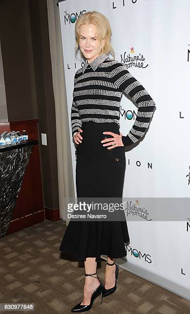 Actress Nicole Kidman attends Mamarazzi Screening of 'Lion' at Park Avenue Screening Room on January 4 2017 in New York City