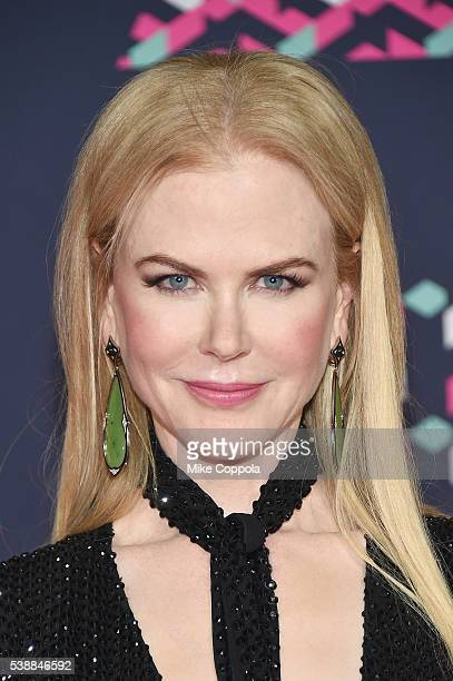 Actress Nicole Kidman attends the 2016 CMT Music awards at the Bridgestone Arena on June 8 2016 in Nashville Tennessee