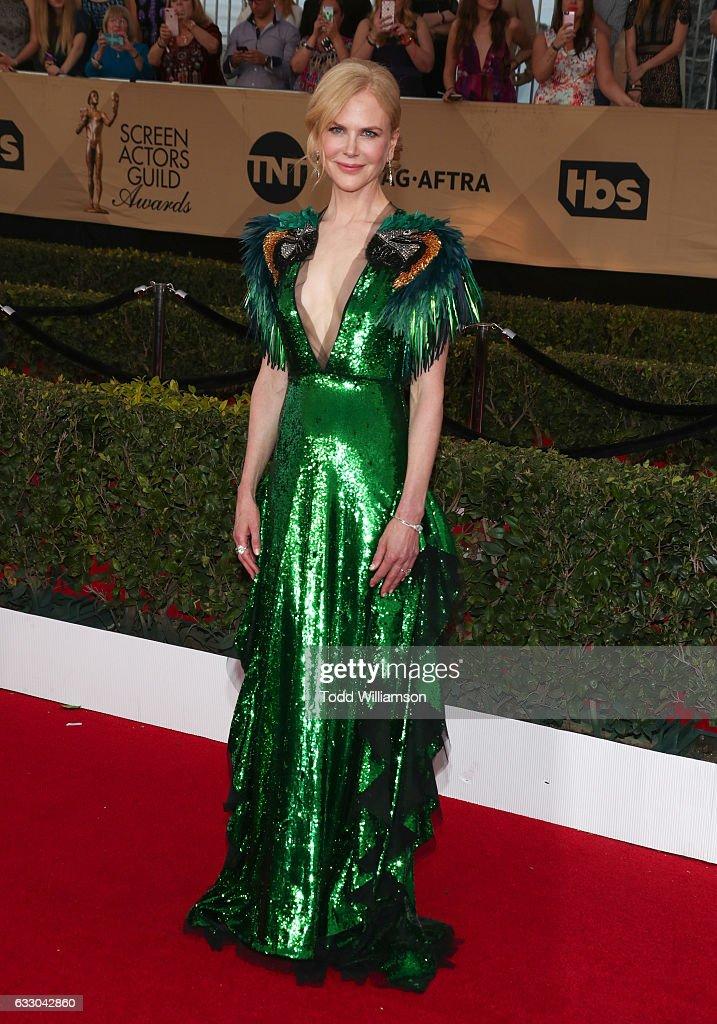 Th Annual Screen Actors Guild Awards Arrivals
