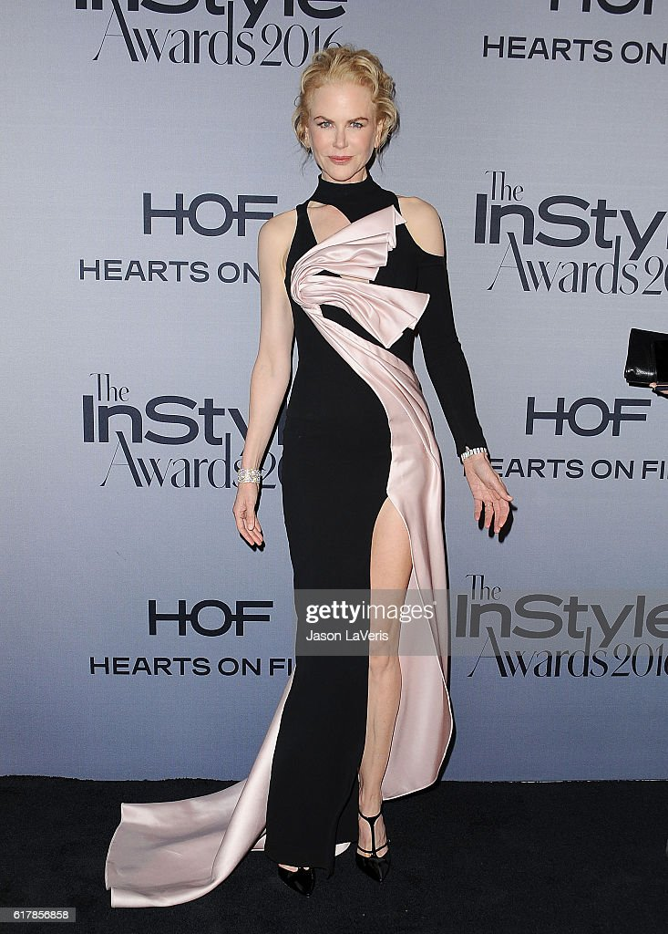 Actress Nicole Kidman attends the 2nd annual InStyle Awards at Getty Center on October 24, 2016 in Los Angeles, California.