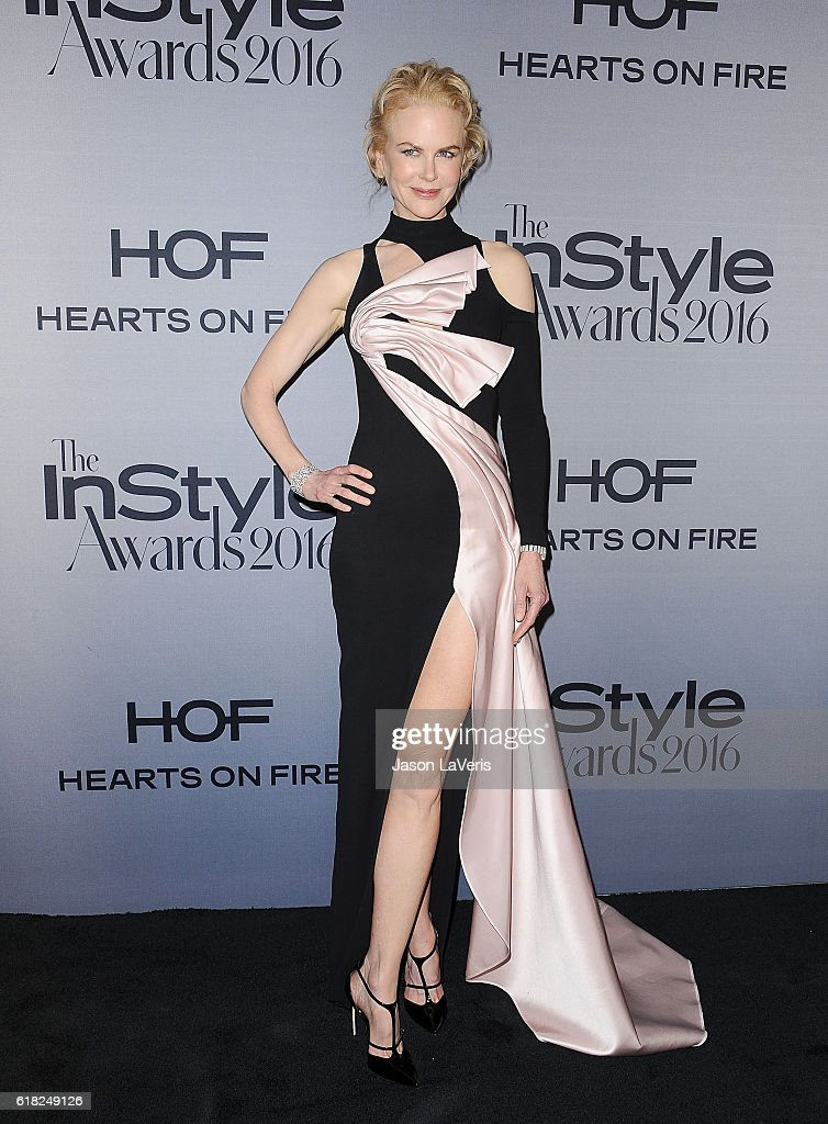 2nd Annual InStyle Awards - Arrivals : News Photo