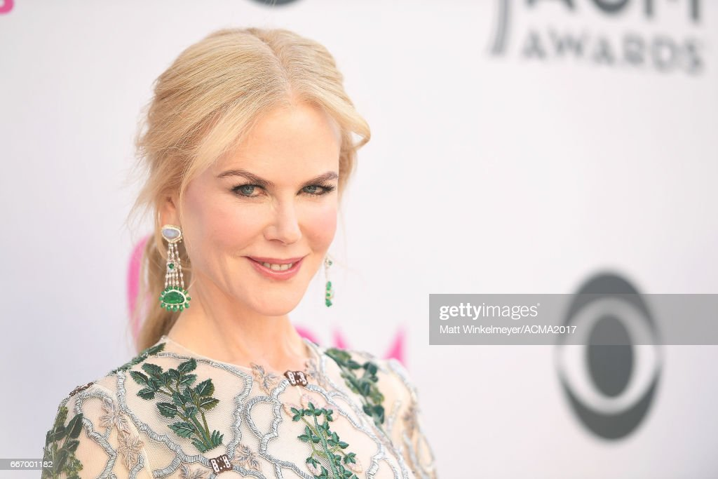 Actress Nicole Kidman attends the 52nd Academy of Country Music Awards at T-Mobile Arena on April 2, 2017 in Las Vegas, Nevada.