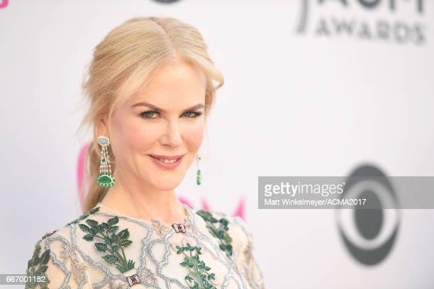 Actress Nicole Kidman attends the 52nd Academy of Country Music Awards at TMobile Arena on April 2 2017 in Las Vegas Nevada