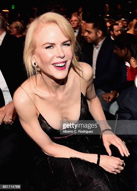 Actress Nicole Kidman attends the 6th Annual AACTA International Awards at Avalon Hollywood on January 6 2017 in Los Angeles California