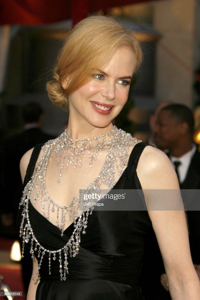The 80th Annual Academy Awards - Arrivals : News Photo