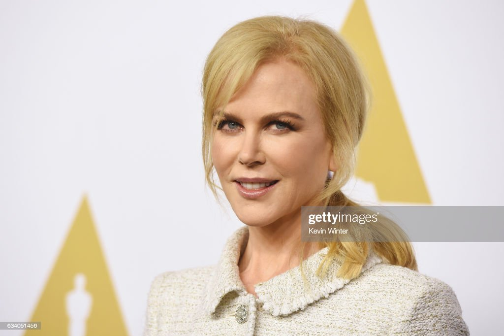 Actress Nicole Kidman attends the 89th Annual Academy Awards Nominee Luncheon at The Beverly Hilton Hotel on February 6, 2017 in Beverly Hills, California.