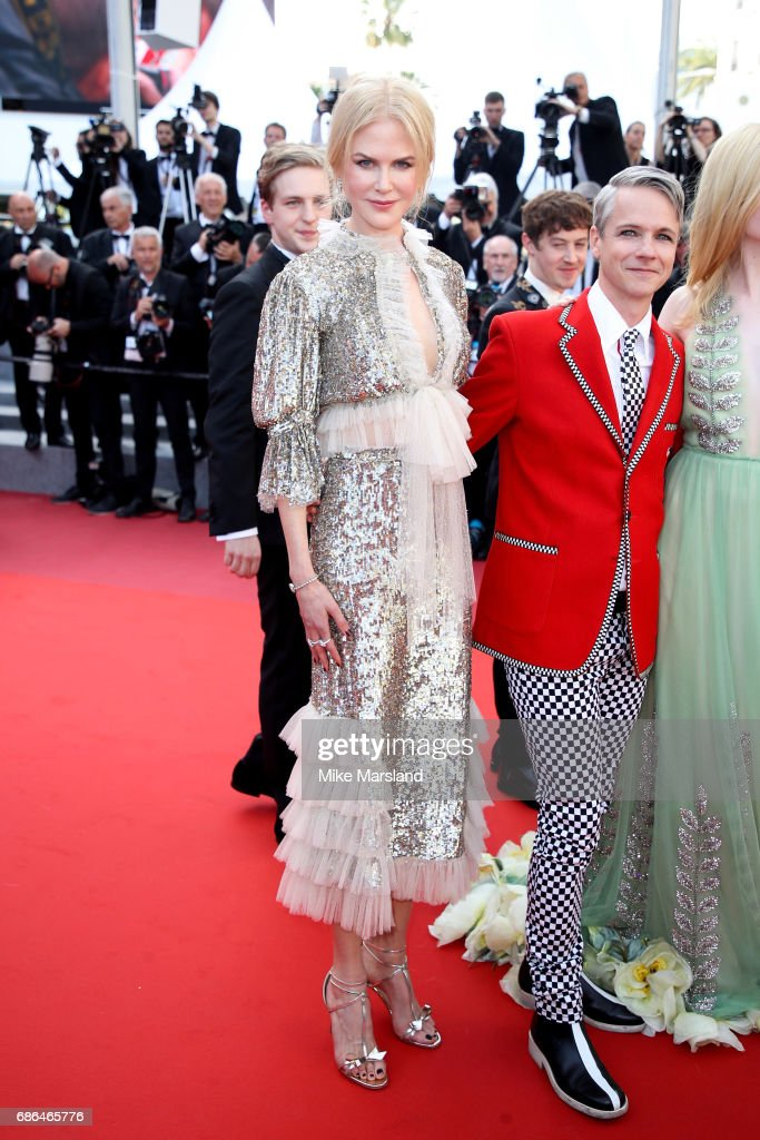 Actress Nicole Kidman attends the 'How To Talk To Girls At Parties' screening during the 70th annual Cannes Film Festival at on May 21, 2017 in Cannes, France.