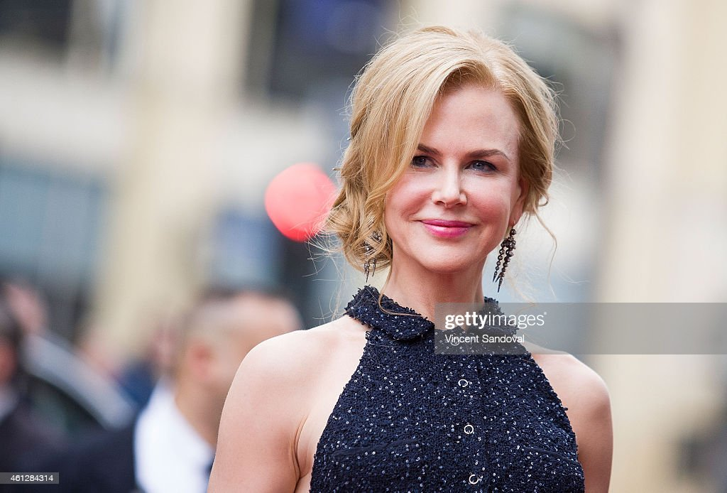 Actress Nicole Kidman attends the Los Angeles premiere of 'Paddington' at TCL Chinese Theatre IMAX on January 10, 2015 in Hollywood, California.