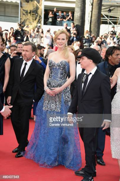 Actress Nicole Kidman attends the Opening Ceremony and the 'Grace of Monaco' premiere during the 67th Annual Cannes Film Festival on May 14 2014 in...