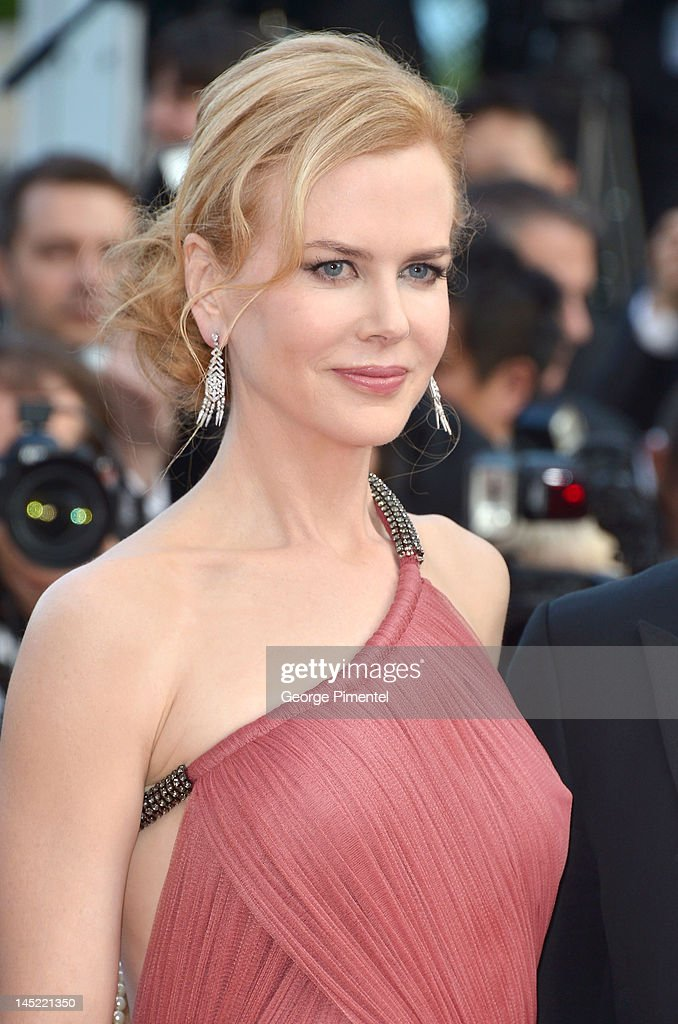 Actress Nicole Kidman attends the The Paperboy premiere