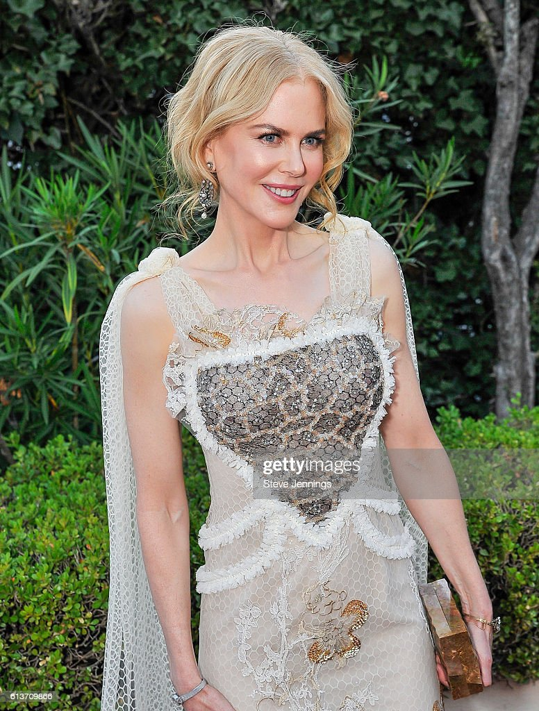 Actress Nicole Kidman attends the screening of 'LION' and the presentation of the Mill Valley Film Festival Award in recognition of her film career at the 39th Mill Valley Film Festival at Elks Lodge on October 9, 2016 in San Rafael, California.