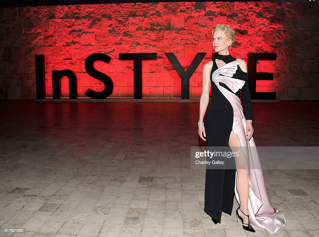 "InStyle Presents Second Annual ""InStyle Awards"" - Red Carpet"
