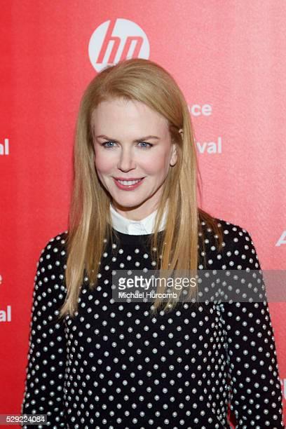 "Actress Nicole Kidman attends the ""Strangerland "" premiere at the 2015 Sundance Film Festival"
