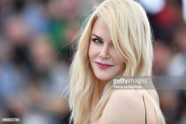 """Actress Nicole Kidman attends the """"The Killing Of A Sacred Deer"""" photocall during the 70th annual Cannes Film Festival at Palais des Festivals on May..."""