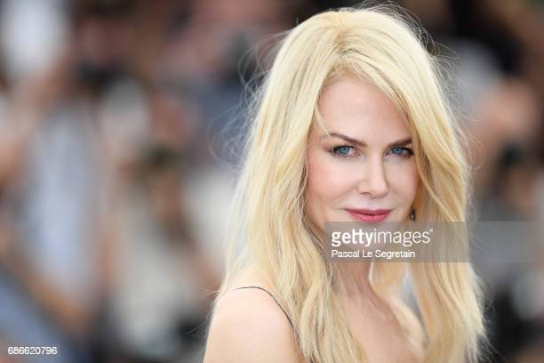Actress Nicole Kidman attends the 'The Killing Of A Sacred Deer' photocall during the 70th annual Cannes Film Festival at Palais des Festivals on May...