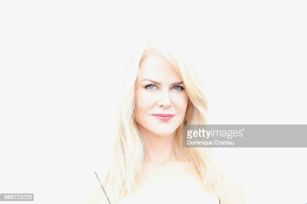 Actress Nicole Kidman attends the 'The Killing Of A Sacred Deer' photocall during the 70th annual Cannes Film Festival at on May 17 2017 in Cannes...