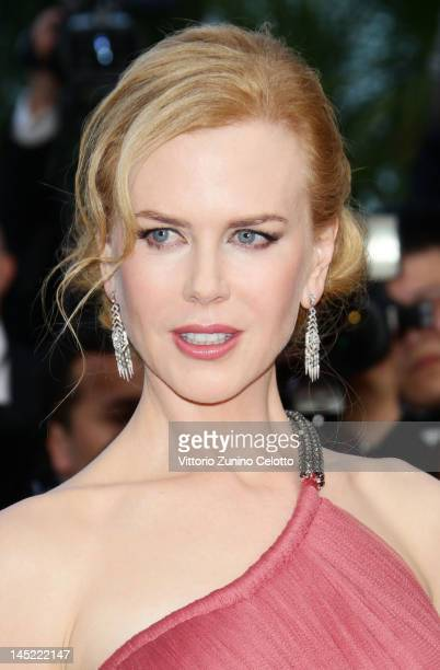 """Actress Nicole Kidman attends the """"The Paperboy"""" premiere during the 65th Annual Cannes Film Festival at Palais des Festivals on May 24, 2012 in..."""