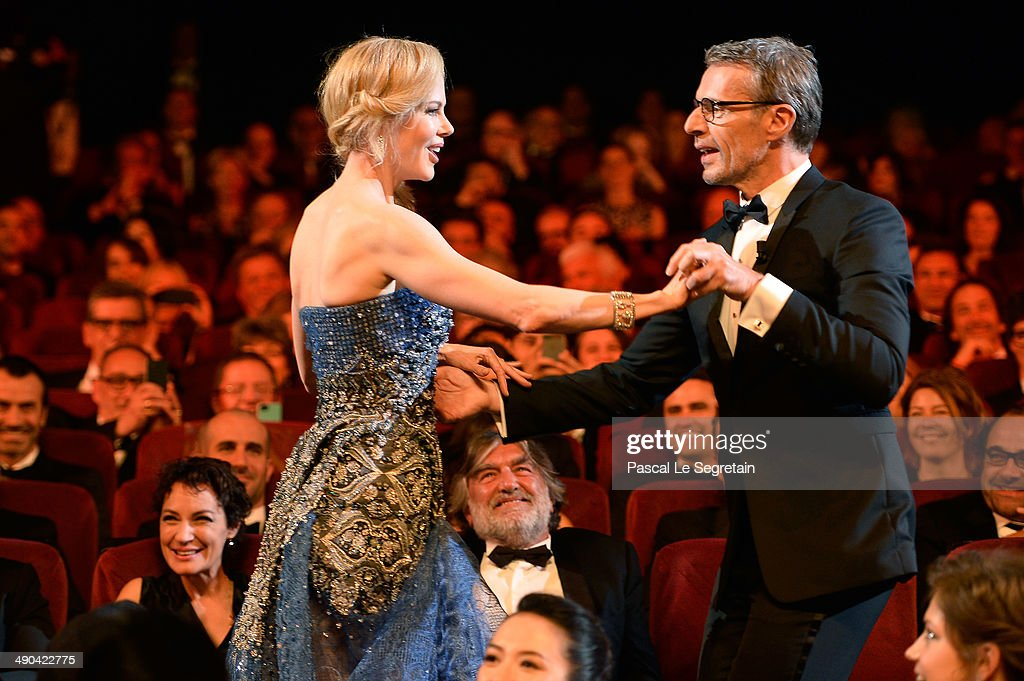 Opening Ceremony Inside - The 67th Annual Cannes Film Festival : News Photo